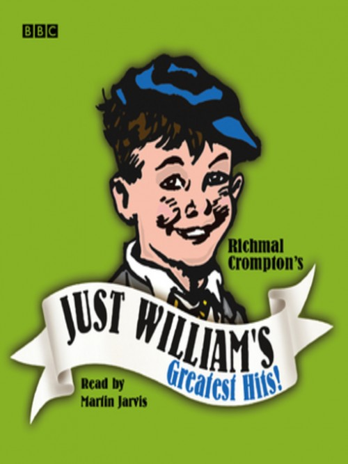 Just William's Greatest Hits Cover