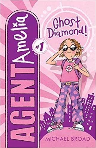 Agent Amelia: Ghost Diamond Cover