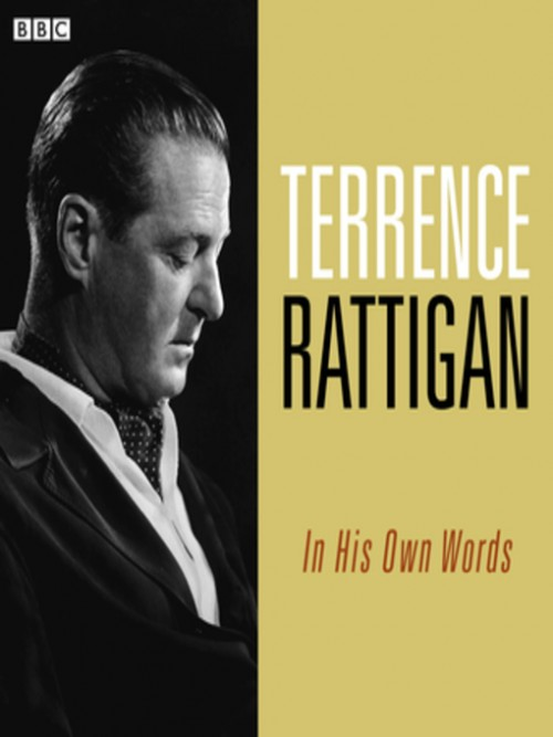 Terence Rattigan Cover