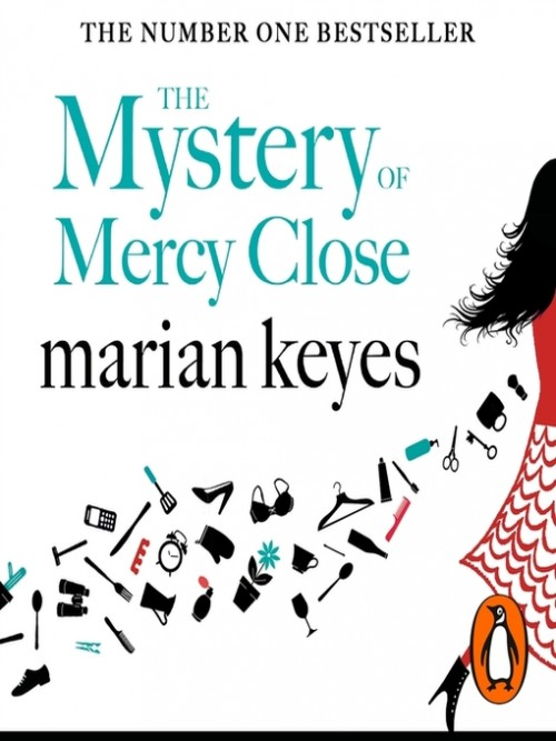 The Mystery of Mercy Close Cover