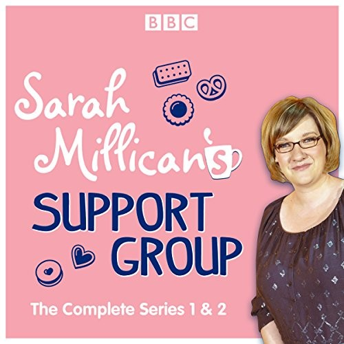 Sarah Millican's Support Group Cover