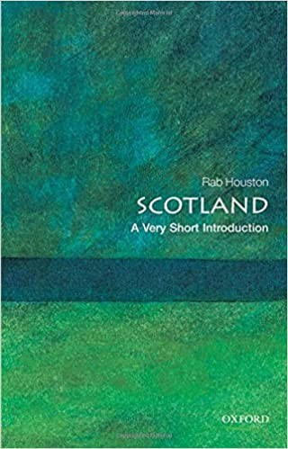 Scotland: A Very Short Introduction Cover