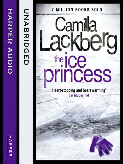 Patrik Hedstrom Book 1: The Ice Princess Cover