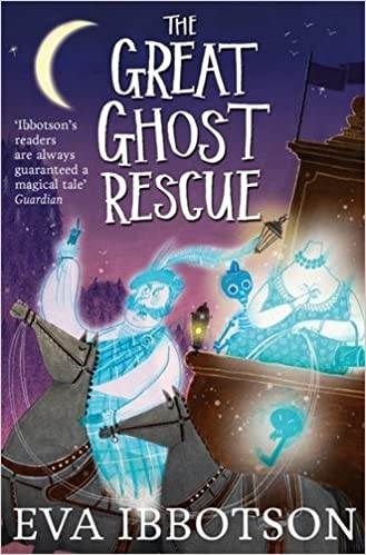 The Great Ghost Rescue Cover