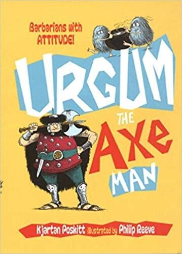 Urgum the Axe Man Cover
