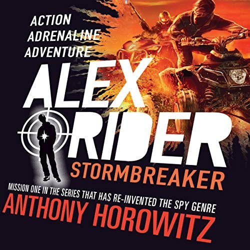 Alex Rider Series Book 1: Stormbreaker Cover