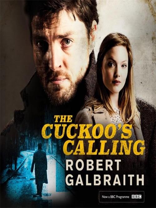 Cormoran Strike Series Book 1: The Cuckoo's Calling Cover