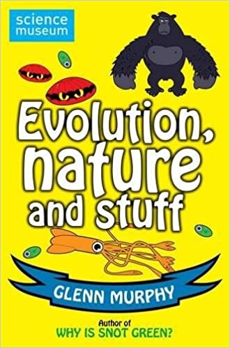 Evolution, Nature and Stuff Cover
