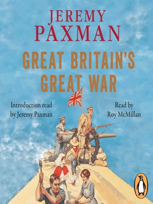 Great Britain's Great War Cover