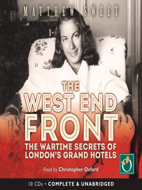 The West End Front Cover