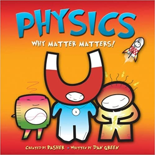 Physics: Why Matter Matters Cover