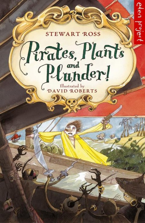 Pirates, Plants and Plunder Cover