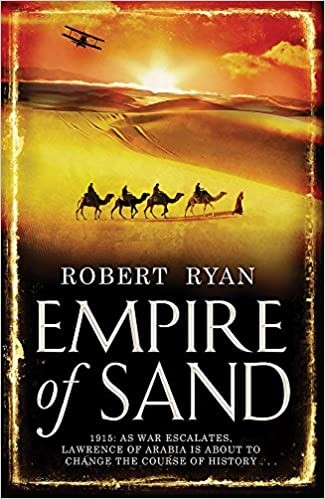 Empire of the Sand Cover