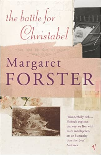 The Battle For Christabel Cover