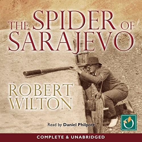 The Spider of Sarajevo Cover