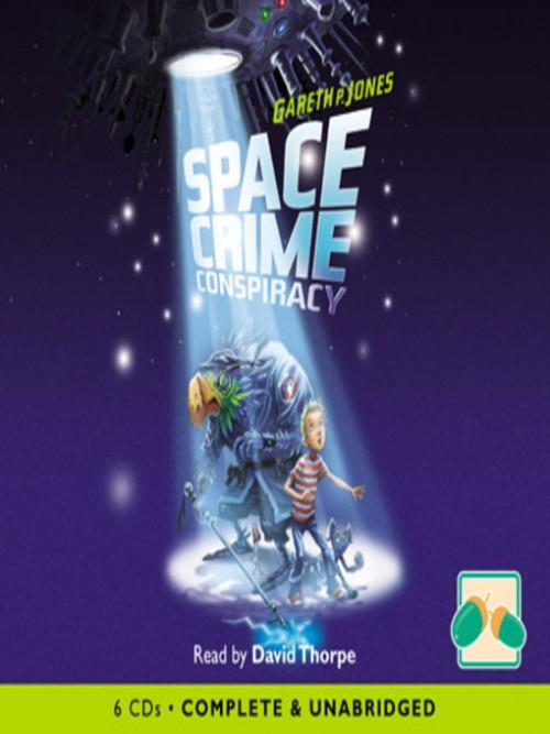 Space Crime Conspiracy Cover