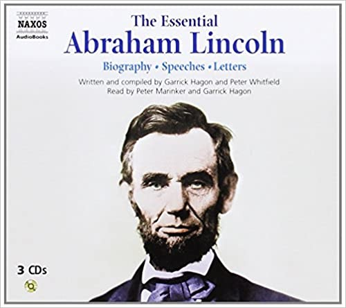 The Essential Abraham Lincoln Cover