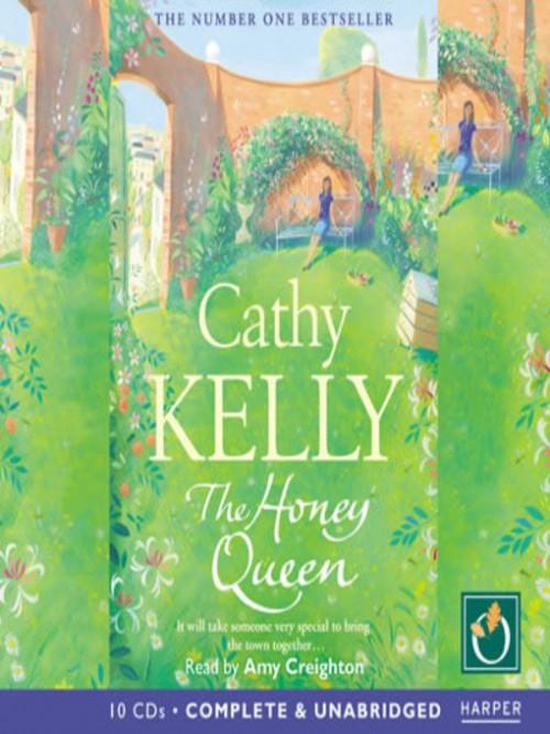 The Honey Queen Cover