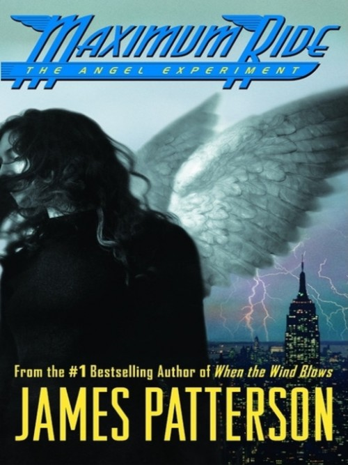 Maximum Ride Book One: The Angel Experiment Cover