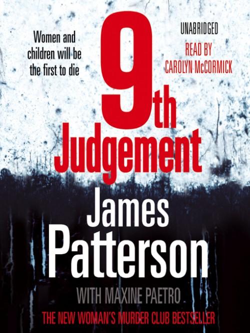 Women's Murder Club 9: 9th Judgement Cover