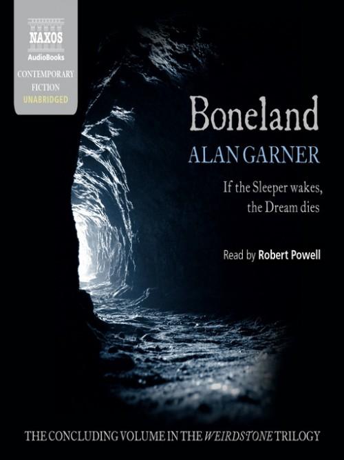 Alderley Series Book 3: Boneland Cover