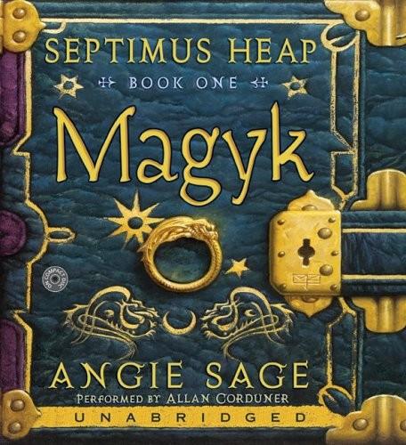 Septimus Heap 1: Magyk Cover