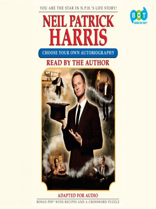 Neil Patrick Harris: Choose Your Own Autobiography Cover