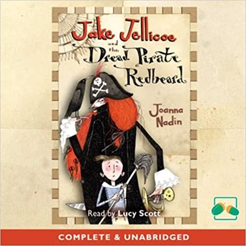Jake Jellicoe and the Dread Pirate Redbeard Cover