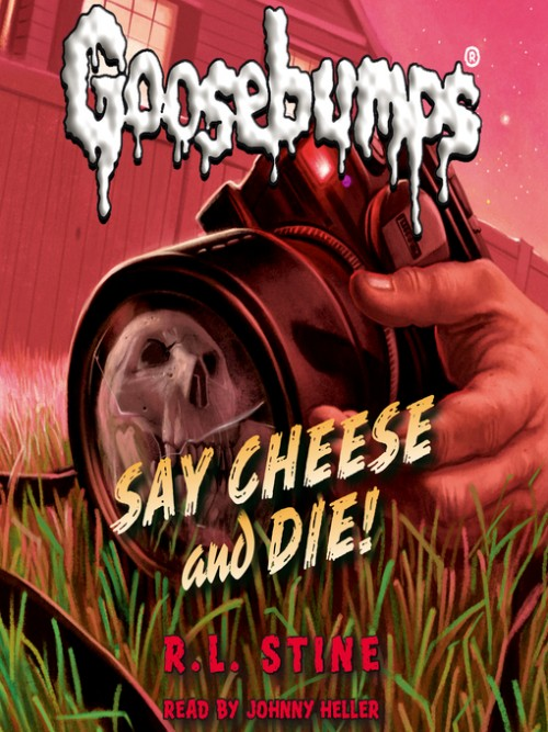 Say Cheese and Die! Cover