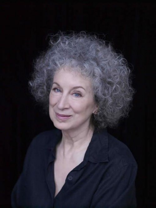 An Interview With Margaret Atwood Cover
