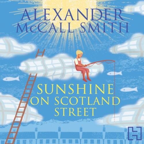 44 Scotland Street Series Book 8: Sunshine On Scotland Street Cover