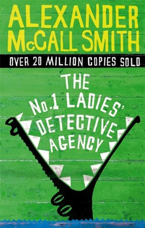 The No 1 Ladies Detective Agency 01 Cover
