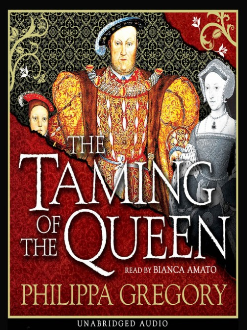 The Taming of the Queen Cover