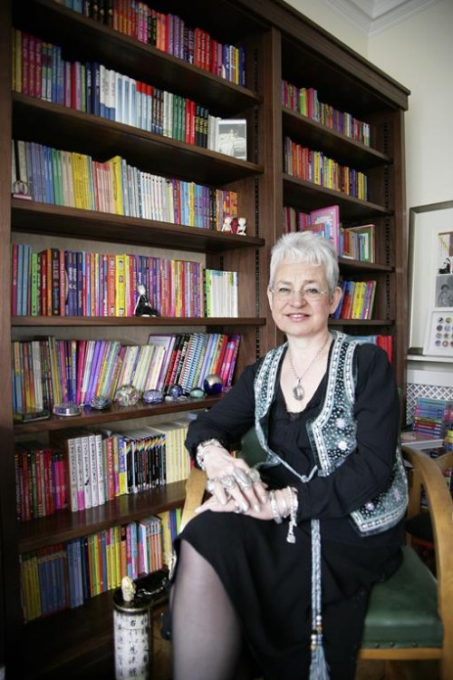 An Interview With Jacqueline Wilson Cover