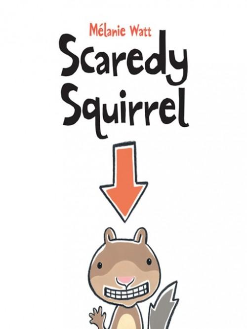 Scaredy Squirell Cover