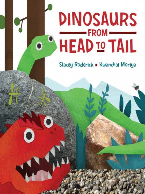 Dinosaurs From Head To Tail Cover