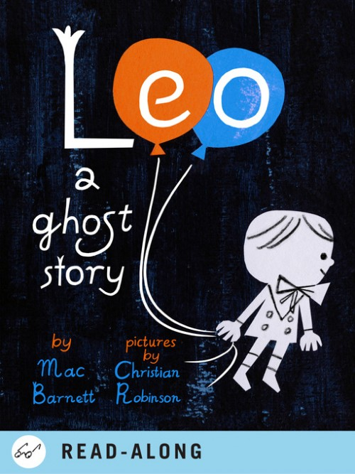 Leo: A Ghost Story Cover