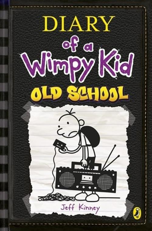 Diary of A Wimpy Kid: Old School Cover