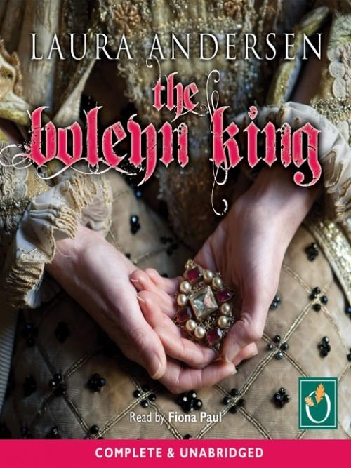 The Boleyn King Cover