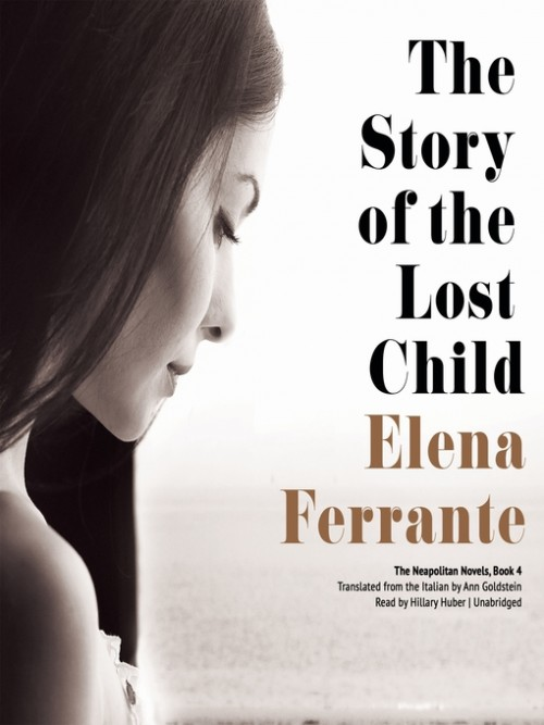Neapolitan Series 4: The Story of the Lost Child Cover