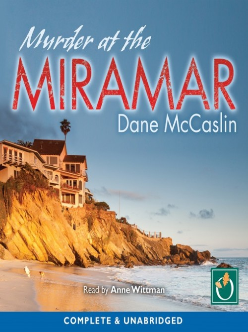 Murder At the Miramar Cover