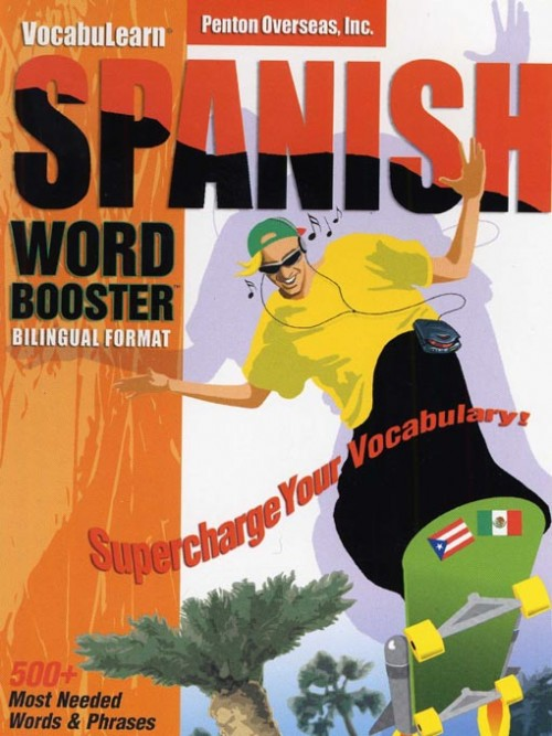 Spanish Word Booster Cover