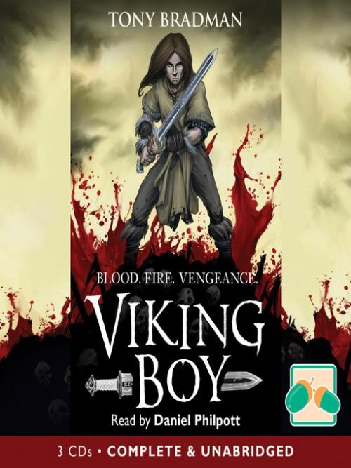 Viking Boy Cover