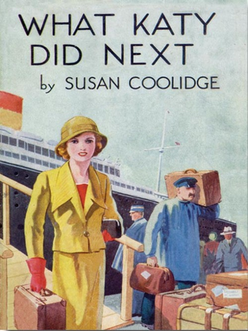 Katy Series Book 3: What Katy Did Next Cover