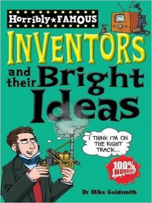 Inventors and Their Bright Ideas Cover