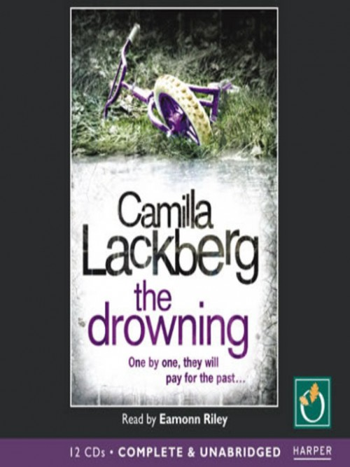 Patrik Hedstrom Book 6: The Drowning Cover