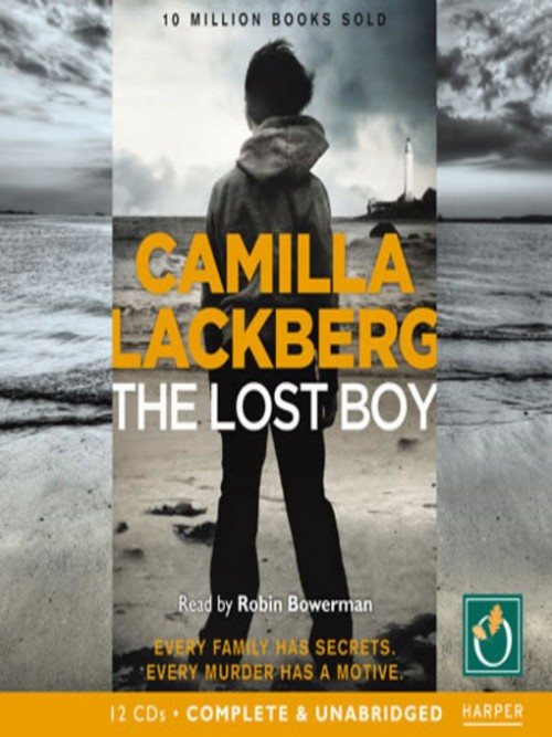 Patrik Hedstrom Book 7: The Lost Boy Cover