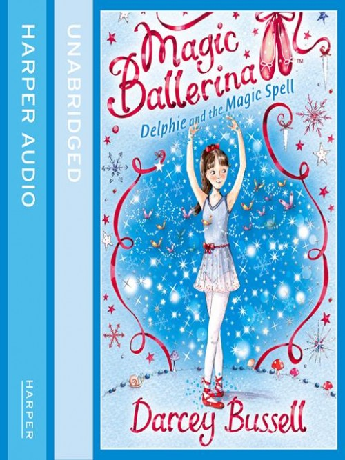 Magic Ballerina 2: Delphie and the Magic Spell Cover