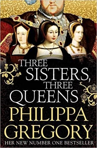 Three Sisters, Three Queens Cover