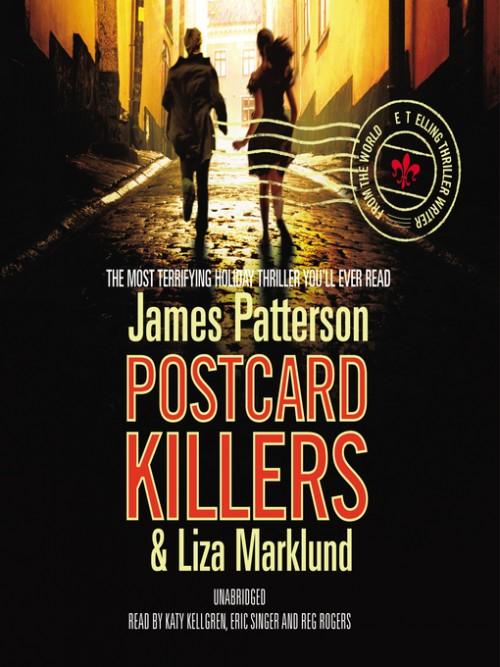 Postcard Killers Cover